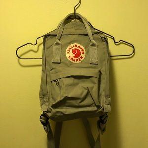 Authentic Mini Fjallraven Kanken Backpack NWOT